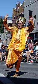 Colorful guru