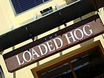 Restaurant called Loaded Hog in New Zealand