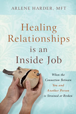 Cover of Healing Relationships is an Inside Job