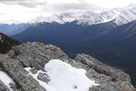 Sulphur Mountain Summit