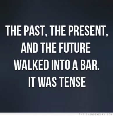 05 - Puns - Past, present and future